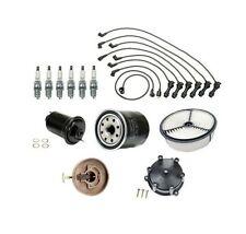Toyota Cressida 89-92 3.0 Ignition Tune Up Kit OEM NGK Spark Plugs Wire Set