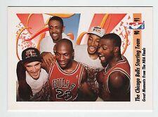 Michael Jordan 1991 Skybox GREAT MOMENTS FROM THE NBA FINALS Basketball Card