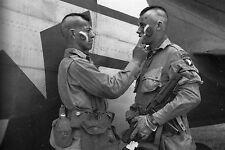 """WW2 - Les """"Iroquois"""" de la 101ème Airborne en peintures de guerre"""