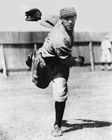 New York Giants JIM THORPE Glossy 8x10 Photo Baseball Print Throwing Poster