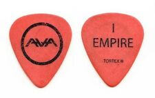 Angels & Airwaves Tom DeLonge I Empire Orange Guitar Pick - 2008 Tour Blink-182