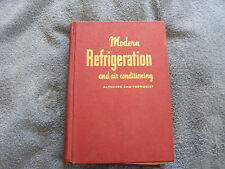 Modern Refrigeration Air Conditionin Althouse 1960