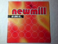 "NEWMILL As long as... 12"" ITALO ZONE"