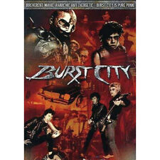 Burst City Dvd Japanese Cyberpunk Classic English Subtitles Out of Print