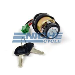 Suzuki TC/TS & SP Model Ignition Switch 37110-25318