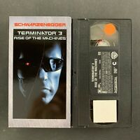 Terminator 3: Rise of the Machines - VHS Tape