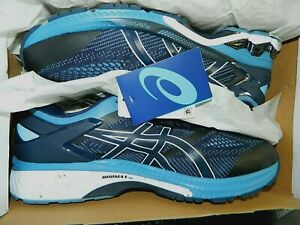 Asics Gel-Kayano 26 Running Shoes Men Size 13 New Midnight/Grey Floss