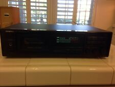 ONKYO TA-201 Single Deck Stereo Cassette Player/Recorder