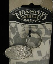 Monster Garage Urban Sports Key Ring Key Chain