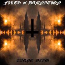 Firth of Damnation - Carpe Diem CD 2008 black metal Candarian Demon Records