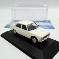 Altaya 1:43 IXO Peugeot 504 1969 Diecast Models Miniature Toys Collection Car