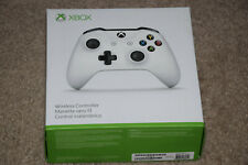 Microsoft Xbox One Wireless Bluetooth Controller Gamepad White TF500001 Original