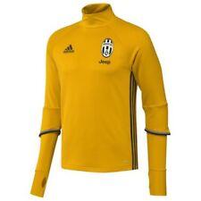 Solo maglia da calcio di squadre italiane giallo Juventus