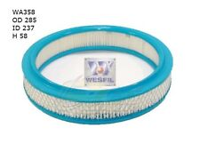 WESFIL AIR FILTER FOR Ford Laser 1.6L 1981-1990 WA358