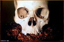HARMS WAY Rust 2015 Ltd Ed RARE Poster +FREE Metal/Hardcore/Rock Poster! Harm's