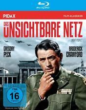 Blu-ray - Das unsichtbare Netz * spannender Agentenfilm mit Gregory Peck Pidax