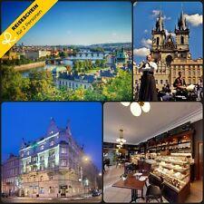 4 Tage 2P 4★ Hotel Prag Zentrum Kurzurlaub Hotelgutschein Städtereisen Gutschein