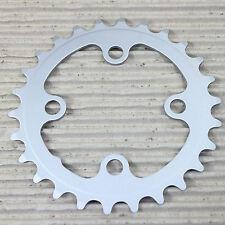 FSA Kettenblatt WC034 MTB ATB 26 Zähne 9 10 fach LK 64 CroMO Stahl silber