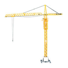NEW Diecast TOWER SLEWING CRANE Construction Model 1:50 Scale