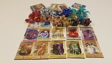 25 Bakugan Battle Brawlers & 29 Magnetic Cards  + Reg Cards/rulebooks