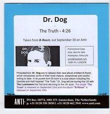 (EO42) Dr Dog, The Truth - 2013 DJ CD