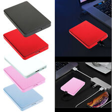 "2.5"" External 500GB/1/2TB HDD Hard Disk USB 3.0 SATA 3.0 Mobile Hard Disk Drive#"