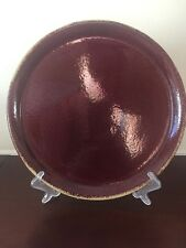 Pier 1 Import Exclusive Earthenware Heavy Round Serving Tray