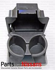 GENUINE NISSAN 2005-2007 TITAN REAR CONSOLE CUPHOLDER NEW OEM CUP HOLDER