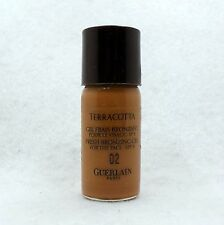 GUERLAIN TERRACOTTA FRESH BRONZING GEL FOR FACE SPF 8 #02-10 ML/0.35 OZ.NEW(T)
