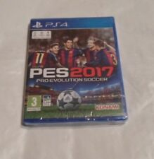 PES 2017 sur PS4 / NEUF / SOUS BLISTER / VF