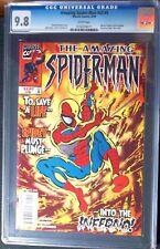 Amazing Spider-Man V2 #9 CGC 9.8 Doctor Octopus Apperance Sept. 1999
