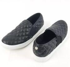 229d798d91c New Steve Madden Womens Size 8.5 Flats Leather Endell Black Slip On