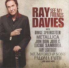 RAY DAVIES - See my friends - CD album