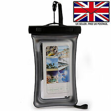 WATERPROOF UNDERWATER DRY BAG POUCH CASE - WATER SENSOR - HTC ONE X10