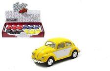 12 Pack 1967 VW Bug Volkswagen Beetle Car 1:64 Kinsmart 2.5 inch 2 Tone