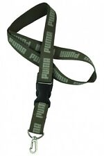 Puma lanyard keychain key chain neckband Brown