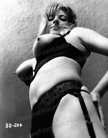 8x10 Print Sexy Model Pin Up Busty 1960's Classic Nudes #M50A
