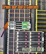 12x600GB HP EVA 4400 6400 8400 AG638B StorageWorks M6412A Fibre Channel storage