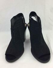 VINCE CAMUTO Koral' Perforated Open Toe Bootie sz 11 W . 9 ,10, 8. 8.5