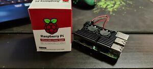 Raspberry pi 4 model b 2gb + power supply