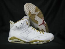 Nike Air Jordan VI 6 Retro GMP GOLDEN MOMENT GOLD MEDAL PACK SZ 15 384664-135