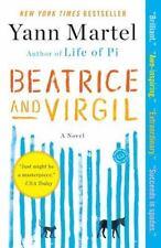 Beatrice and Virgil Yann Martel Trade Paperback