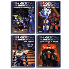 4 DVD Set - Shadow Raiders Vol.5, 6, 7 und 8 - 13 Episoden - Animation - Neu