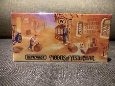 Matchbox Models Of Yestyear 1922 Foden Steam Wagon Whitbread