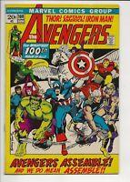 Avengers #100 VF+ 8.5-9.0 (Marvel Comics, June 1992)  Whatever Gods There Be!