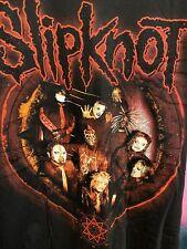 Slipknot Black Band T-Shirt Size Large NWOT!!