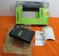 Sony  Walkman SRF-60  radio fm am 2 band receiver boxed no headphones