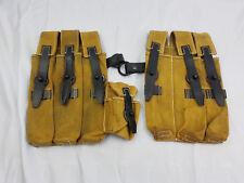 Wehrmacht Paar Magazintaschen MP38 und MP40 Afrikakorps Luftwaffe