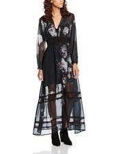 Summer Full Length Long Sleeve Dresses for Women