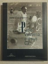 Pietro Vassena e il suo c3, storia di un inventore con dedica autografa